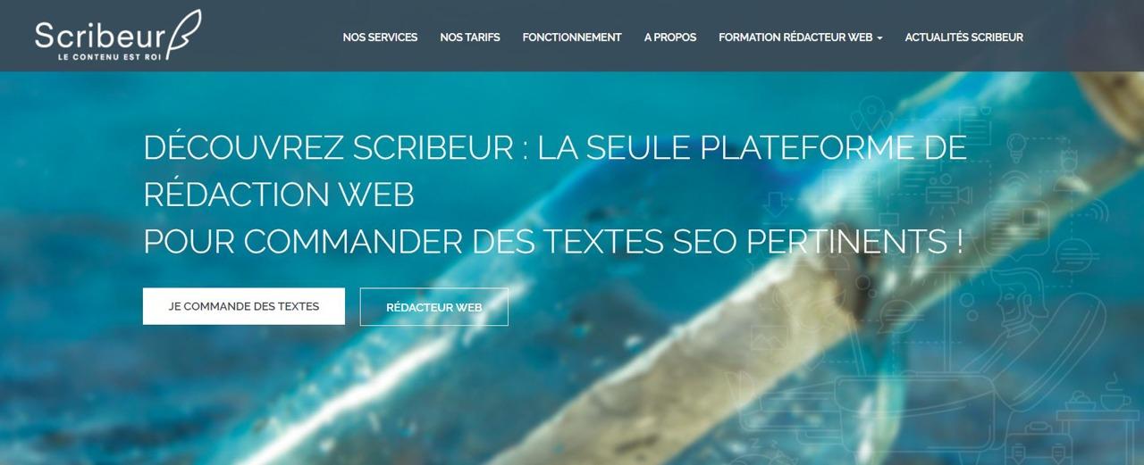 Les plateformes à choisir pour proposer ses services de rédaction web