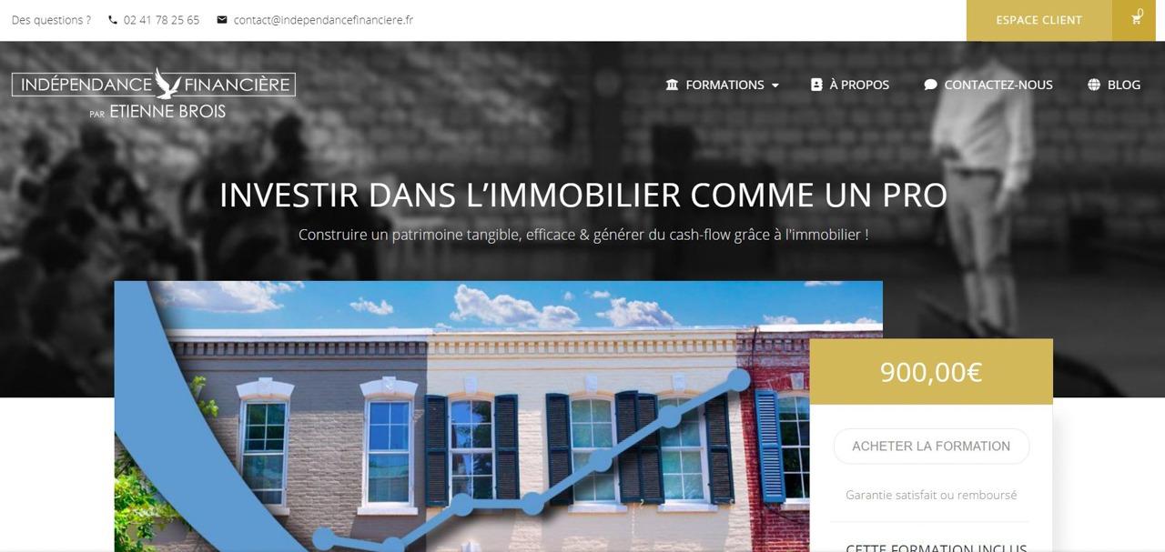 MEILLEURES FORMATIONS EN LIGNE IMMOBILIER : AVIS & COMPARATIFS