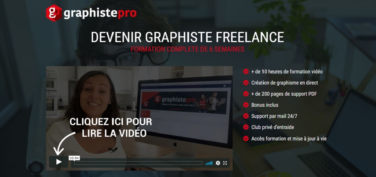 Formation Graphiste Pro