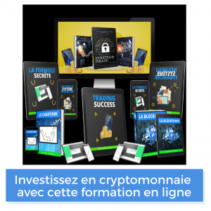 Formation en ligne Cryptomonnaie