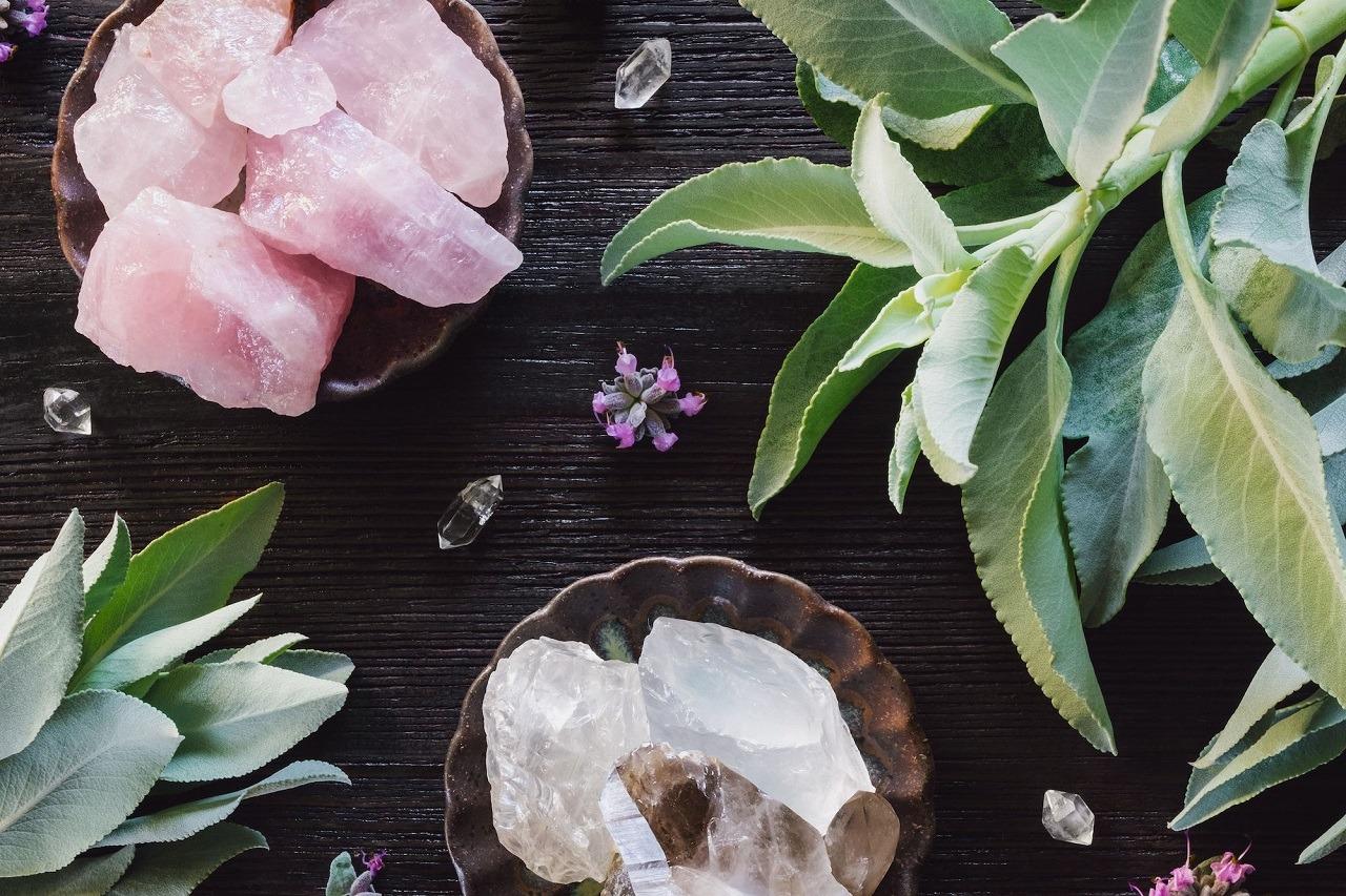 Guérir avec les pierres