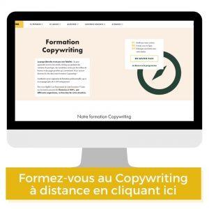 formation en ligne copywriting