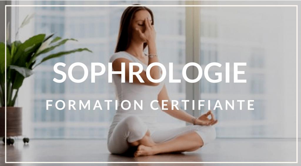 Meilleures formation en ligne Sophrologie