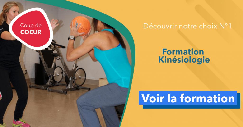 formation kinésiologie